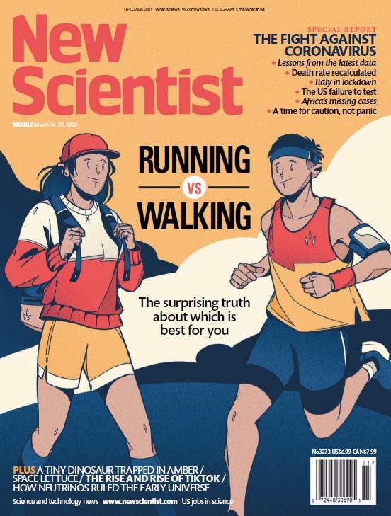 New Scientist – 14.03.2020