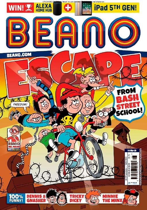 Beano – 14.03.2020