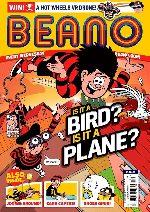Beano – 21.03.2020