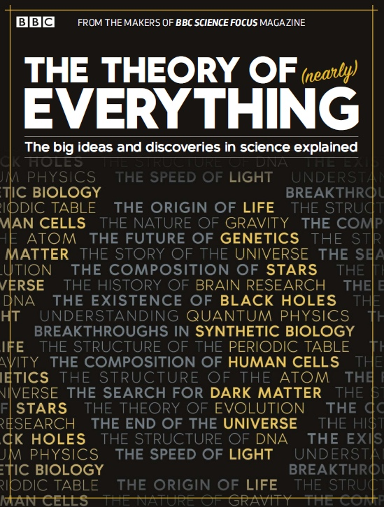 BBC Science Focus – The Theory Of Nearly Everything