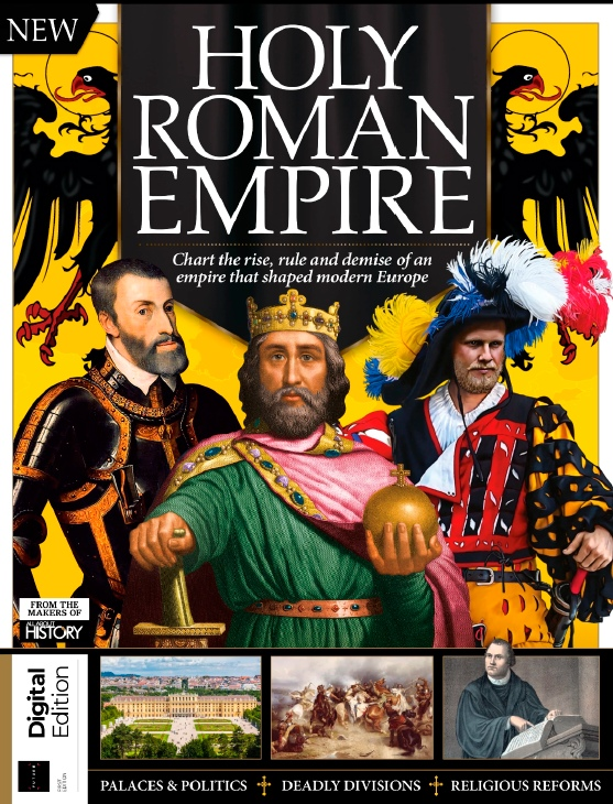 All About History – Holy Roman Empire