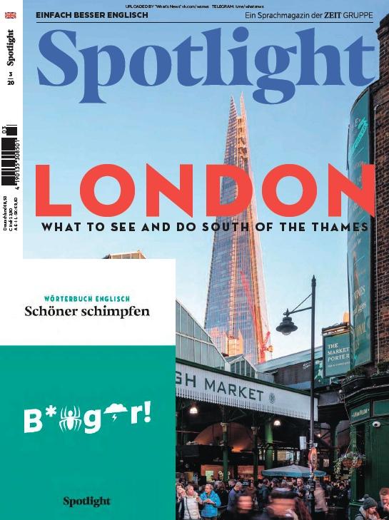 Spotlight – 03.2020
