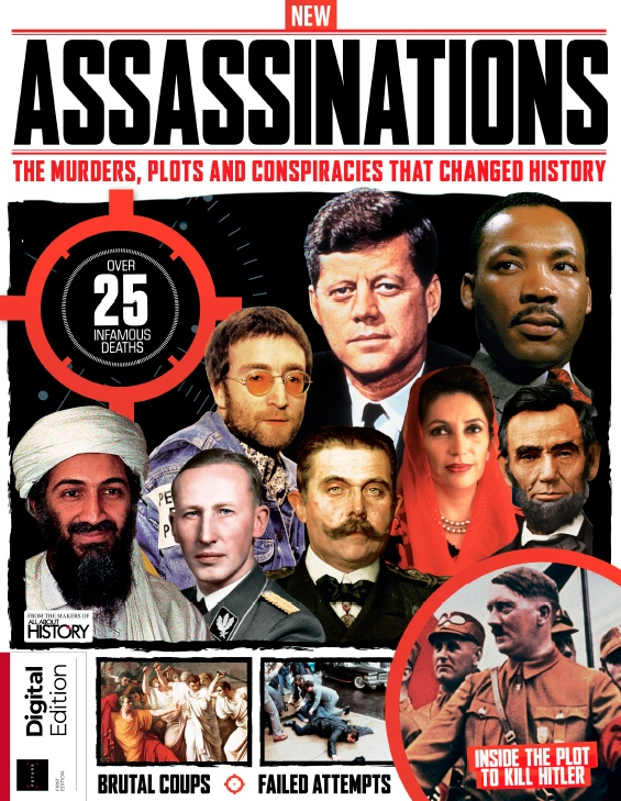 All About History – Assassinations
