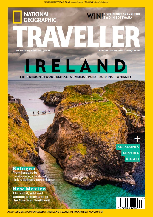 National Geographic Traveller UK – 04.2020