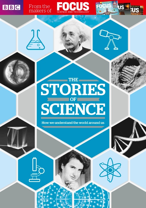 BBC Science Focus – The Stories Of Science