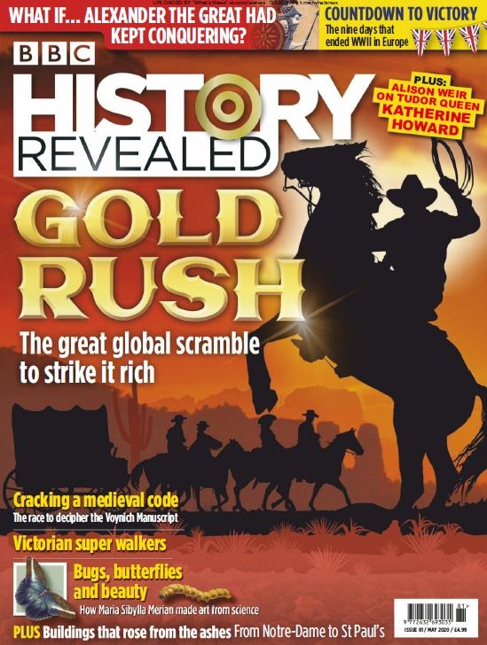 History Revealed — 05.2020