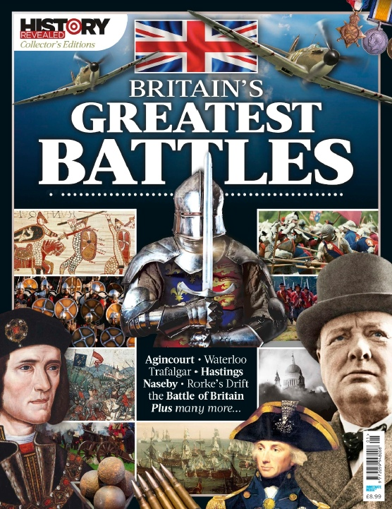 History Revealed – Britain's Greatest Battles