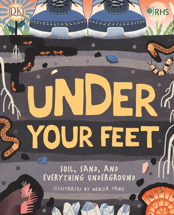 DK — Under Your Feet