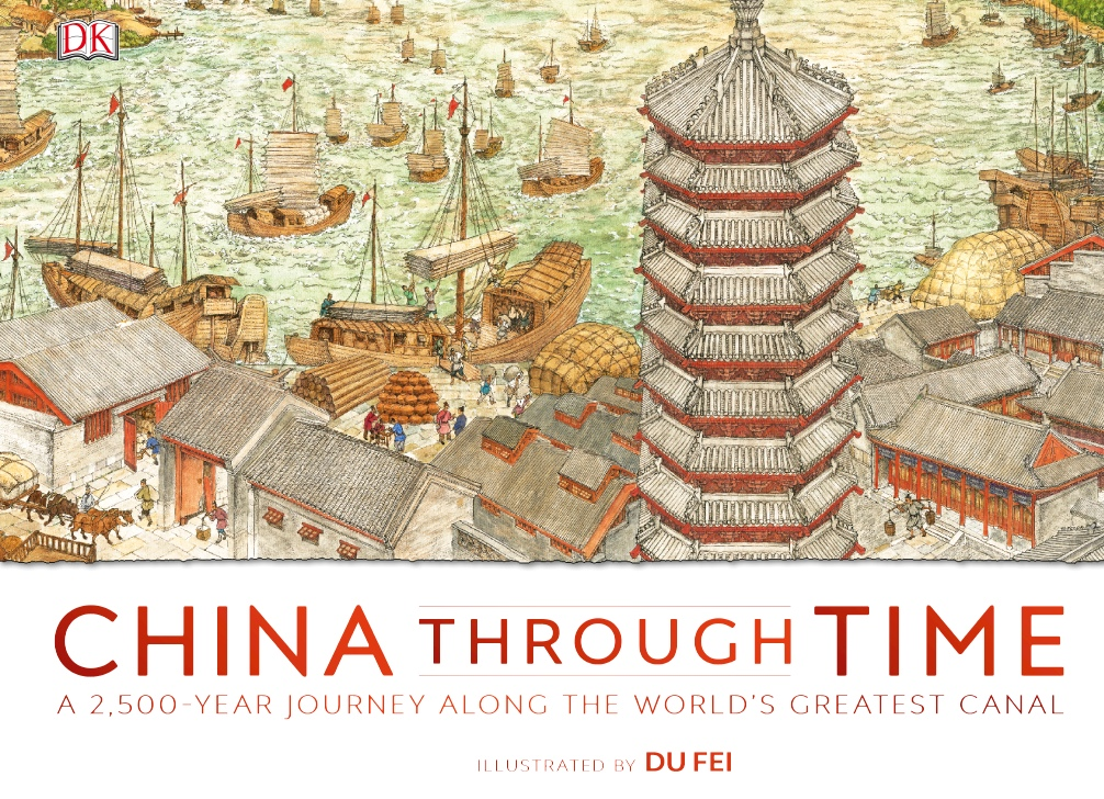 DK – China Through Time