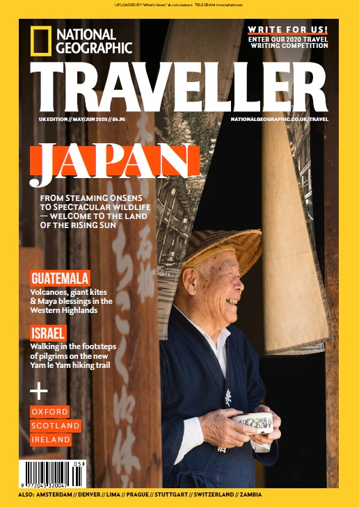 National Geographic Traveller UK – 05.2020 – 06.2020