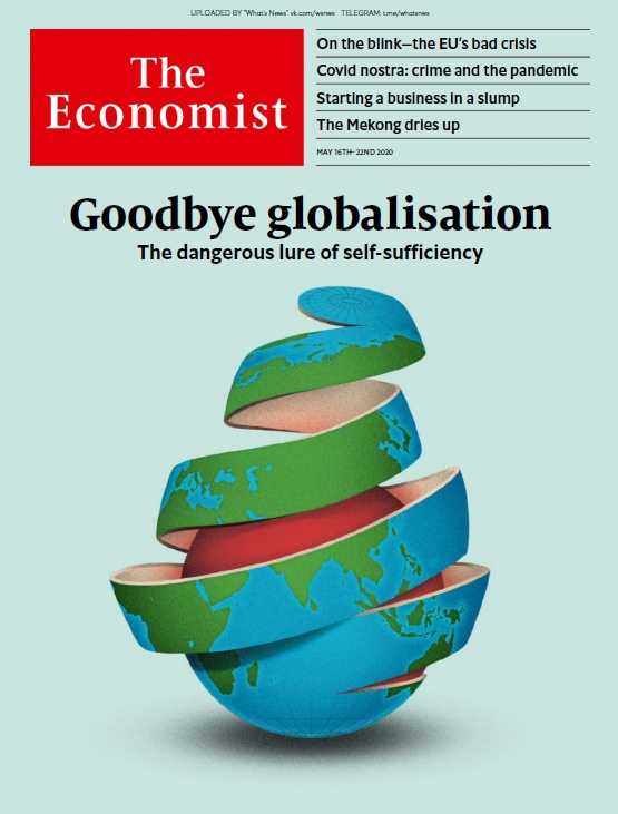 The Economist UK — 16.05.2020