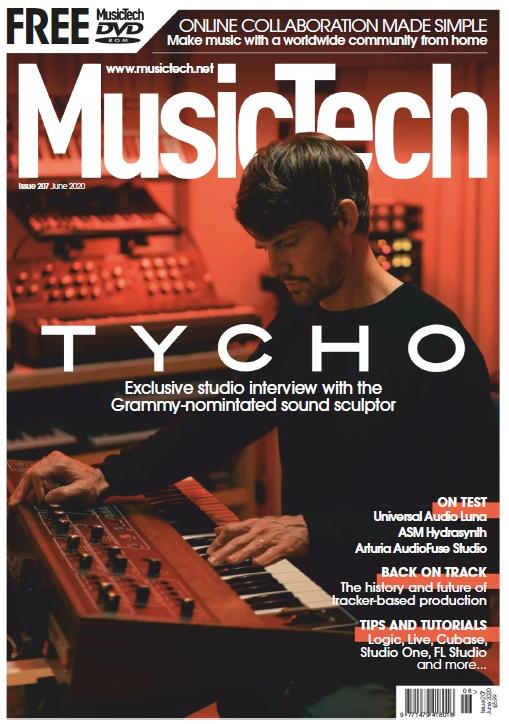 MusicTech — 06.2020