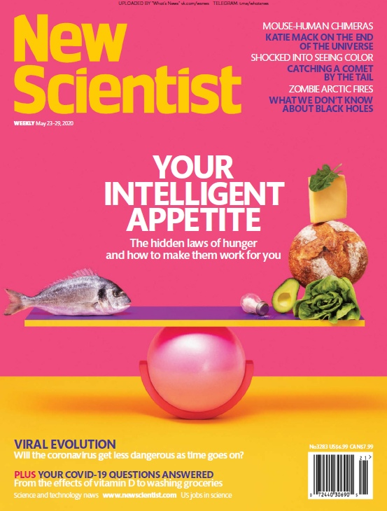 New Scientist — 23.05.2020