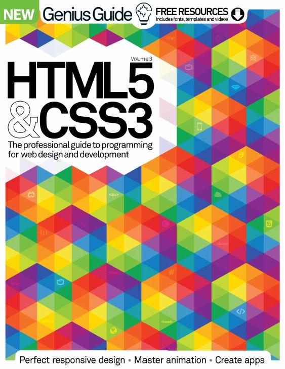 HTML5 & CSS Genius Guide — 2020