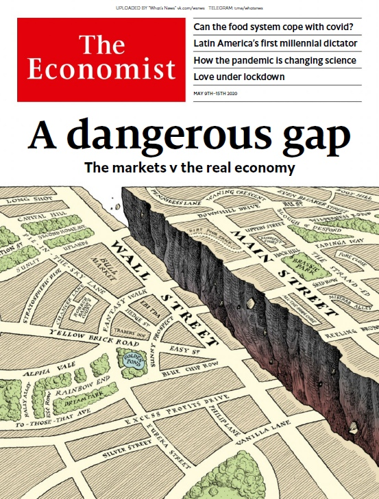 The Economist UK — 09.05.2020
