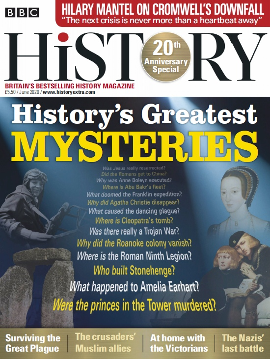 BBC History – 06.2020