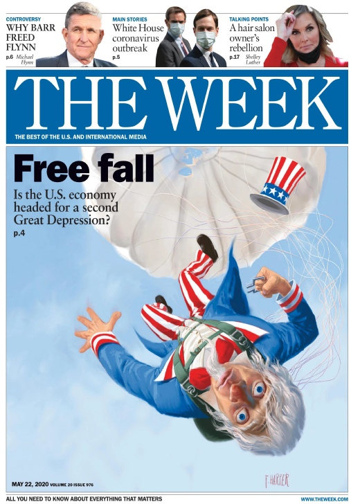 The Week USA — 22.05.2020