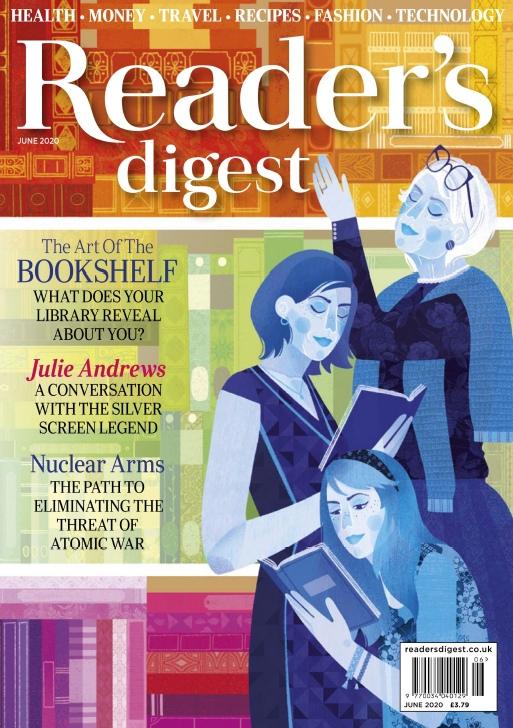Reader's Digest UK — 06.2020