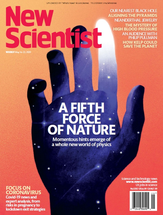 New Scientist — 16.05.2020