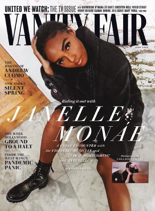 Vanity Fair UK — 06.2020