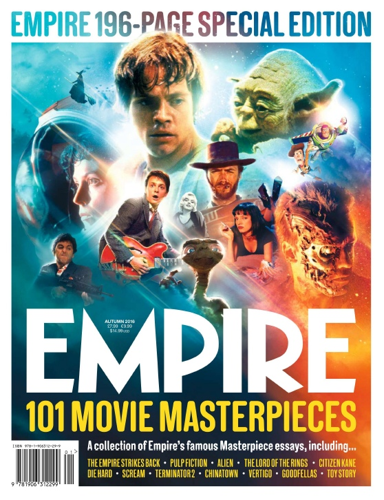 Empire Specials – 101 Movie Masterpieces