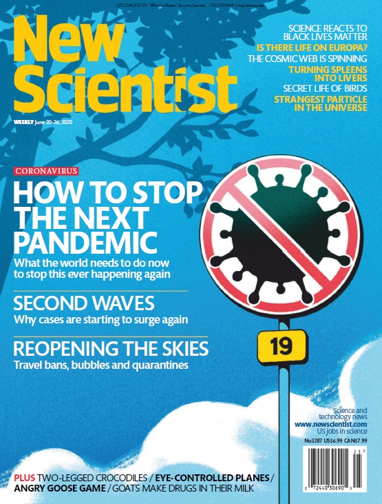 New Scientist — 20.06.2020