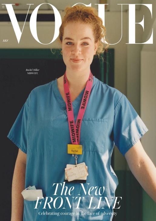 British Vogue — 07.2020 — 08.2020