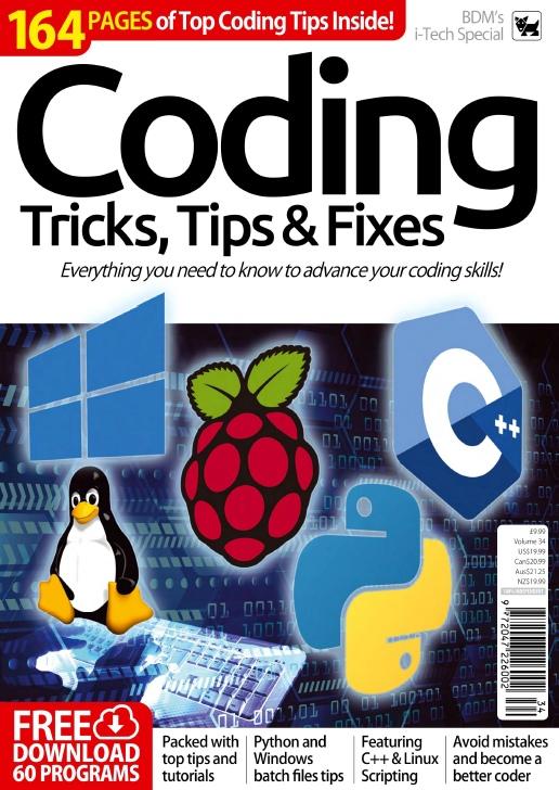 Coding Tips, Tricks, Fixes — 06.2020