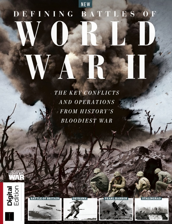 History Of War — Defining Battles Of World War II