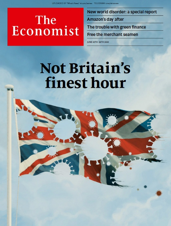 The Economist UK — 20.06.2020