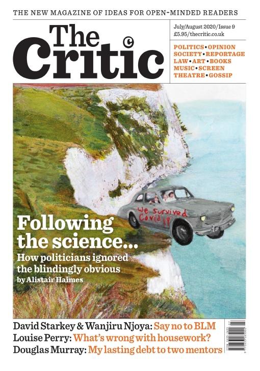 The Critic — 07.2020