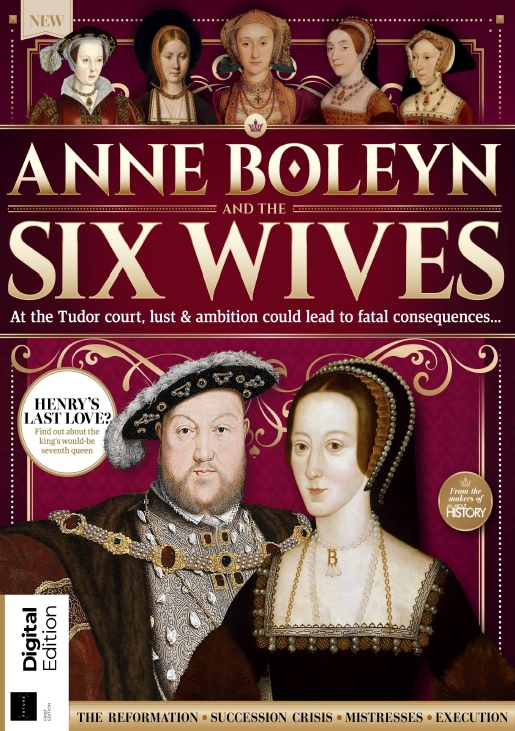 All About History – Anne Boleyn The Wives