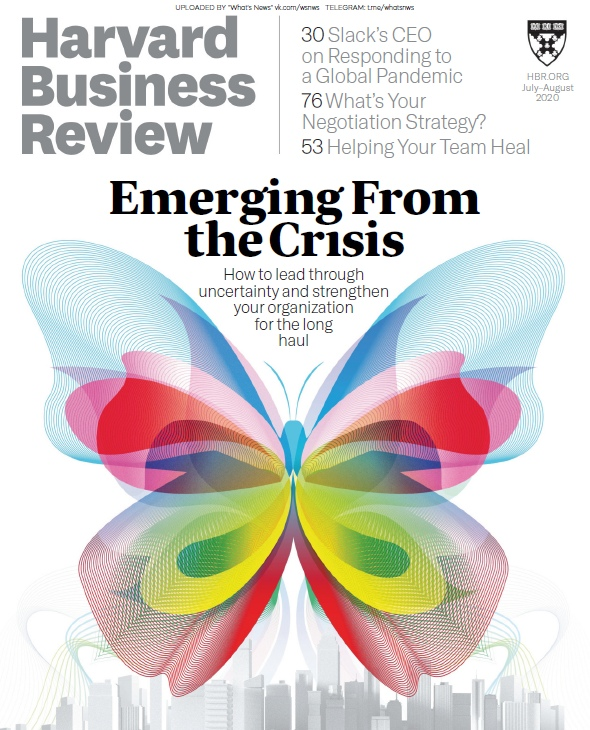 Harvard Business Review — 01.2020 — 02.2020