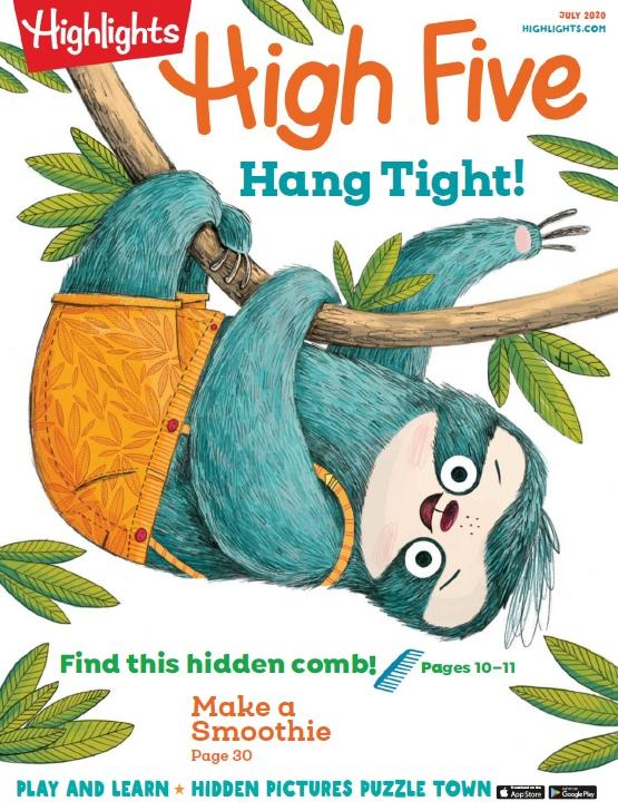 Highlights High Five — 07.2020