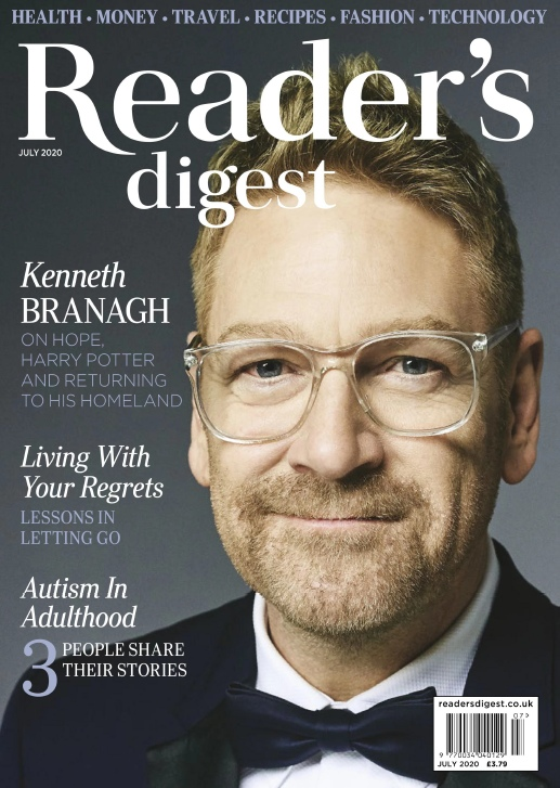 Reader's Digest UK — 07.2020