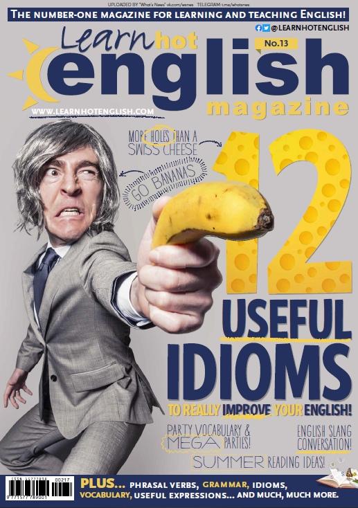 Learn Hot English — 06.2020