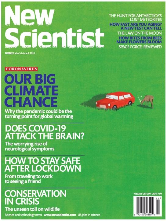 New Scientist — 30.05.2020