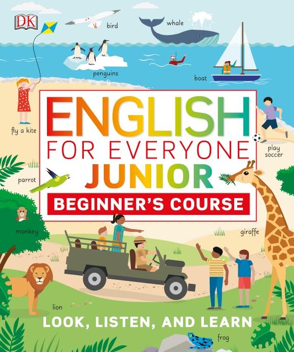 DK — English For Everyone Junior