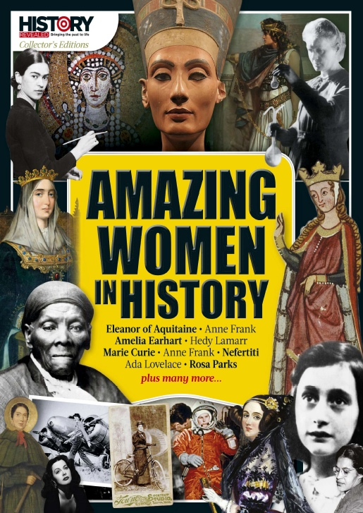 History Revealed Specials – Amazing Women In History