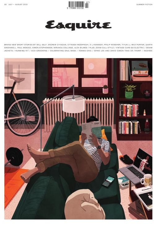 Esquire UK — 11.06.2020