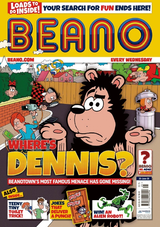 Beano — 17.06.2020