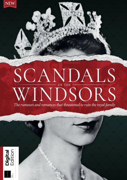 All About History – Scandals Of The Windsors