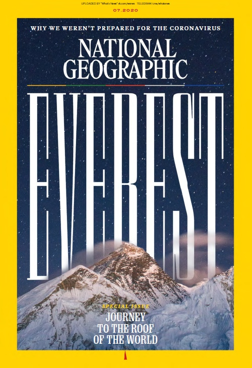 National Geographic UK — 07.2020