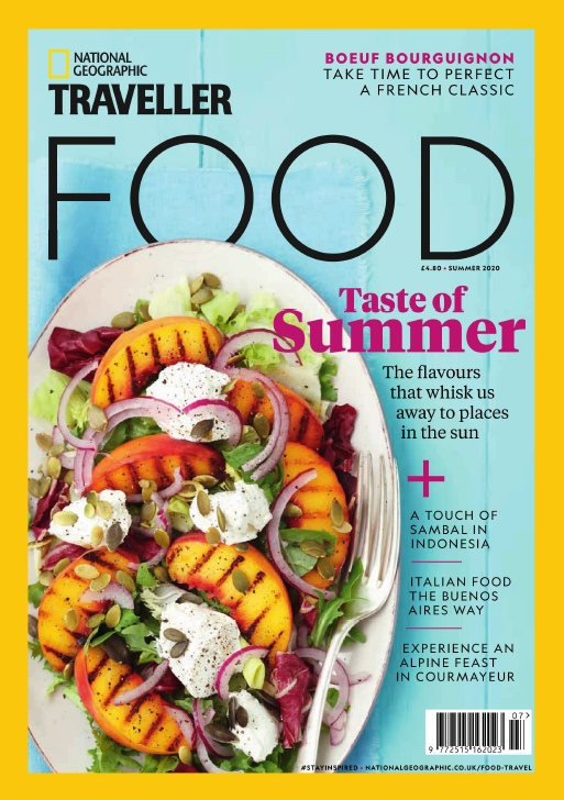 National Geographic Traveller Food UK – Summer 2020