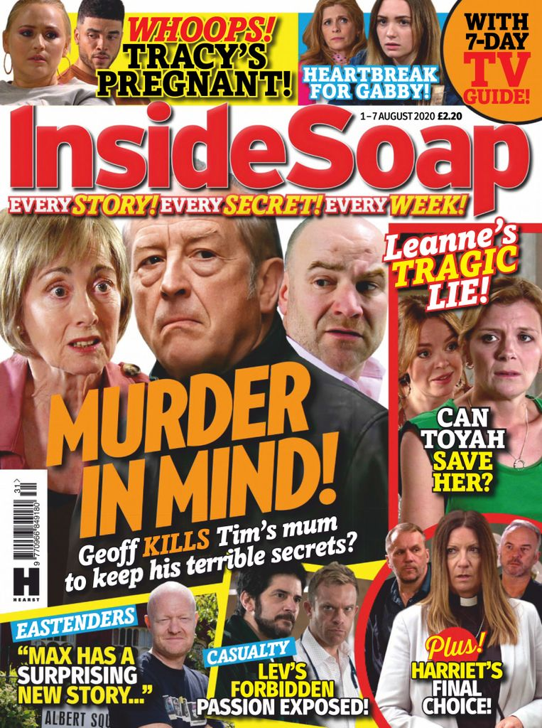 Inside Soap UK – 01 August 2020