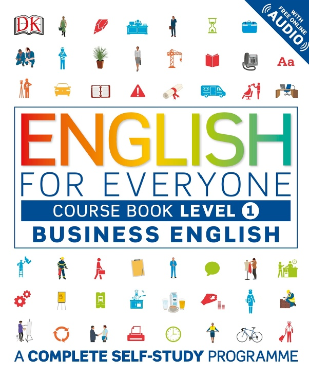 DK – English For Everyone – Business English Course Book