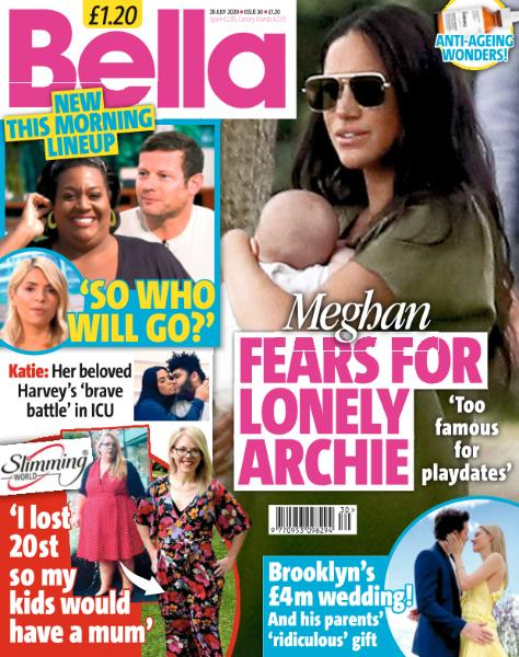 Bella UK – 21 July 2020