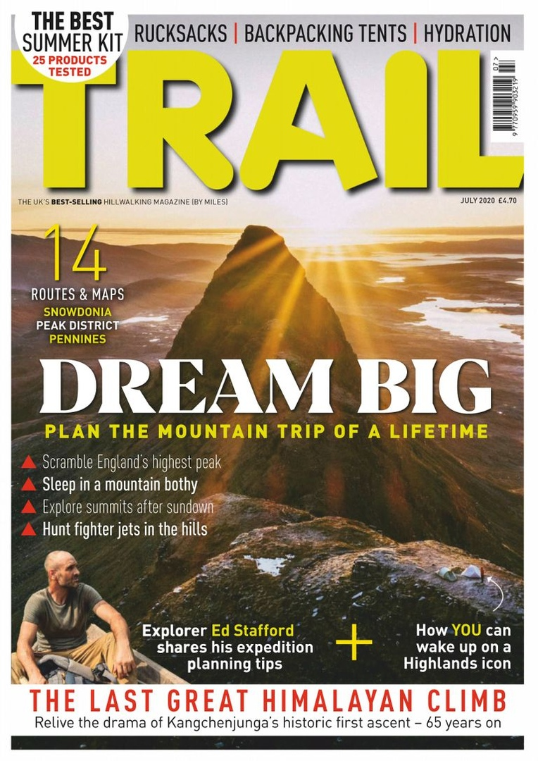 Trail UK – July 2020