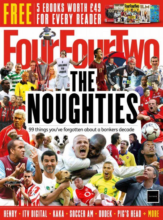 FourFourTwo UK – June 2020