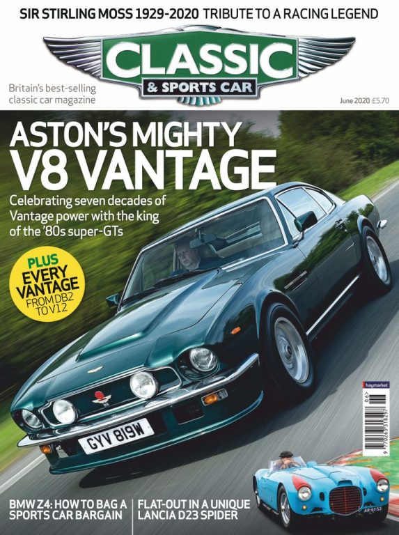 Classic & Sports Car UK – June 2020